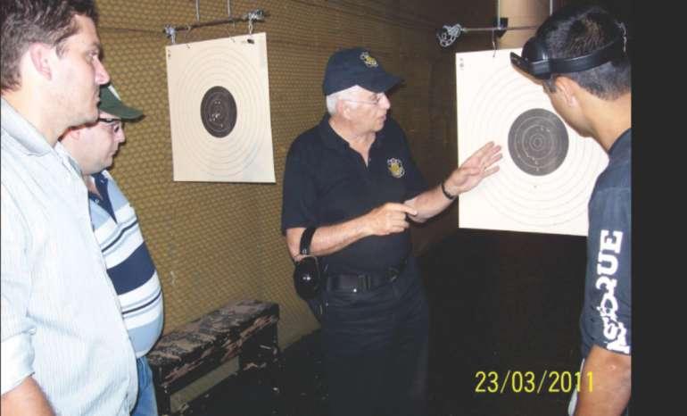 Meu Grande Professor do tiro Coronel Avela.